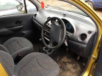 Daewoo Matiz Разборочный номер B2805 #5