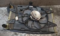Диффузор (кожух) вентилятора радиатора Fiat Doblo Артикул 900083131 - Фото #1