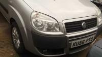 Fiat Doblo Разборочный номер W8429 #1