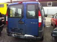 Fiat Doblo Разборочный номер X9161 #1