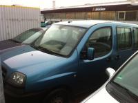Fiat Doblo Разборочный номер X9516 #2