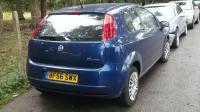 Fiat Grande Punto Разборочный номер 50379 #1
