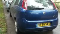 Fiat Grande Punto Разборочный номер 50379 #2
