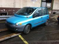 Fiat Multipla Разборочный номер Z2448 #1