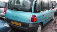 Fiat Multipla Разборочный номер W8238 #2