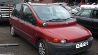 Fiat Multipla Разборочный номер B2225 #1