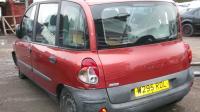 Fiat Multipla Разборочный номер B2225 #2