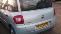 Fiat Multipla Разборочный номер 49024 #2