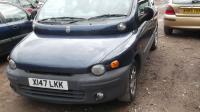 Fiat Multipla Разборочный номер W8881 #2