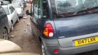 Fiat Multipla Разборочный номер W8881 #4