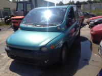 Fiat Multipla Разборочный номер 54271 #1