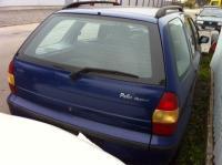 Fiat Palio Разборочный номер X8897 #1