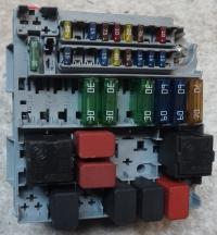 Блок предохранителей (блок реле) Fiat Panda Артикул 51065038 - Фото #1