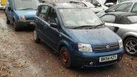 Fiat Panda Разборочный номер 51618 #1
