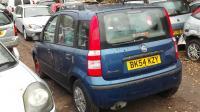 Fiat Panda Разборочный номер W9346 #2