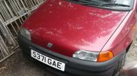 Fiat Punto I (1993-1999) Разборочный номер W8017 #4