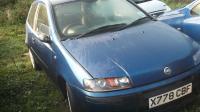 Fiat Punto II (1999-2005) Разборочный номер 47416 #1