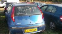 Fiat Punto II (1999-2005) Разборочный номер 47416 #2