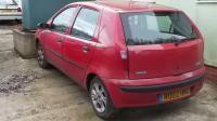 Fiat Punto II (1999-2005) Разборочный номер W8525 #1