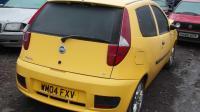 Fiat Punto II (1999-2005) Разборочный номер W9572 #1