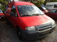 Fiat Scudo Разборочный номер X8696 #2