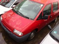 Fiat Scudo Разборочный номер Z3693 #1