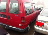 Fiat Scudo Разборочный номер Z3693 #2