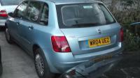 Fiat Stilo Разборочный номер W7463 #1