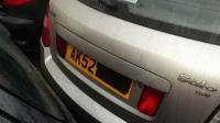 Fiat Stilo Разборочный номер 47240 #2