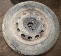 Диск колесный обычный (стальной) Ford Escort Артикул 50845084 - Фото #1