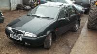Ford Fiesta (1995-2001) Разборочный номер 50437 #1