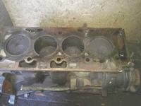 Блок цилиндров двигателя (картер) Ford Fiesta (2001-2007) Артикул 50724458 - Фото #1