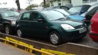 Ford Fiesta (2001-2007) Разборочный номер W8288 #1