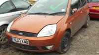 Ford Fiesta (2001-2007) Разборочный номер W8663 #1