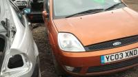 Ford Fiesta (2001-2007) Разборочный номер W8663 #2