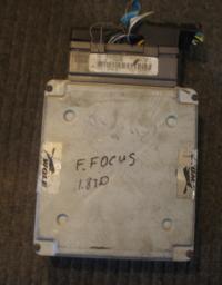 Блок управления Ford Focus I (1998-2005) Артикул 50659084 - Фото #1