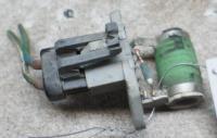 Сопротивление отопителя Ford Focus I (1998-2005) Артикул 51729305 - Фото #1
