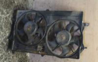 Вентилятор радиатора Ford Focus I (1998-2005) Артикул 51800705 - Фото #1