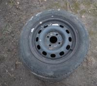 Диск колесный обычный (стальной) Ford Focus I (1998-2005) Артикул 51812640 - Фото #2