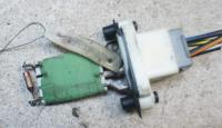 Сопротивление отопителя Ford Focus II (2005-2011) Артикул 51673510 - Фото #1