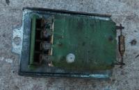 Сопротивление отопителя Ford Galaxy I  (1995-1999) Артикул 50677692 - Фото #1