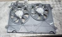Двигатель вентилятора радиатора Ford Galaxy I (1995-1999) Артикул 51729623 - Фото #1
