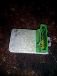 Сопротивление отопителя Ford Galaxy (1995-2000) Артикул 51579069 - Фото #1
