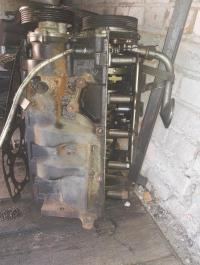 Блок цилиндров двигателя (картер) Ford Ka Артикул 5085979 - Фото #1