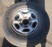 Диск колесный обычный (стальной) Ford Maverick (1993-1998) Артикул 1084965 - Фото #1