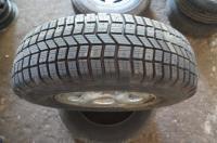 Диск колесный обычный (стальной) Ford Maverick (1993-1998) Артикул 50858100 - Фото #1