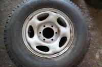 Диск колесный обычный (стальной) Ford Maverick (1993-1998) Артикул 50858100 - Фото #2