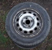 Диск колесный обычный (стальной) Ford Mondeo I (1993-1996) Артикул 51069976 - Фото #2