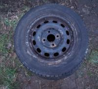 Диск колесный обычный (стальной) Ford Mondeo II (1996-2000) Артикул 51773723 - Фото #1