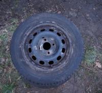 Диск колесный обычный (стальной) Ford Mondeo II (1996-2000) Артикул 51773724 - Фото #1